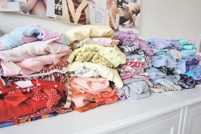 comment faire le tri et r organiser sa garde robe bien habill e. Black Bedroom Furniture Sets. Home Design Ideas