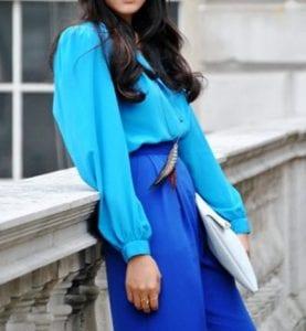 61c59d04771f Comment porter la couleur   - Bien habillée