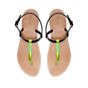 comment porter les chaussures ZARA?