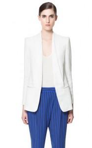 les vestes Zara