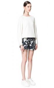 les shorts Zara