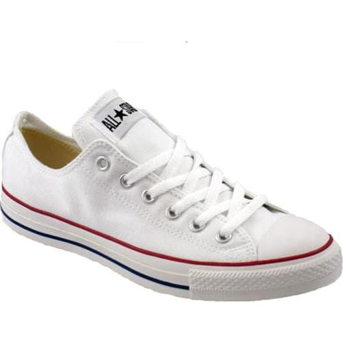 converse blanche basse taille 35