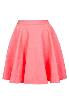 jupe trapze topshop - Jupe Colore