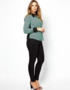 Quel jean pour une femme ronde
