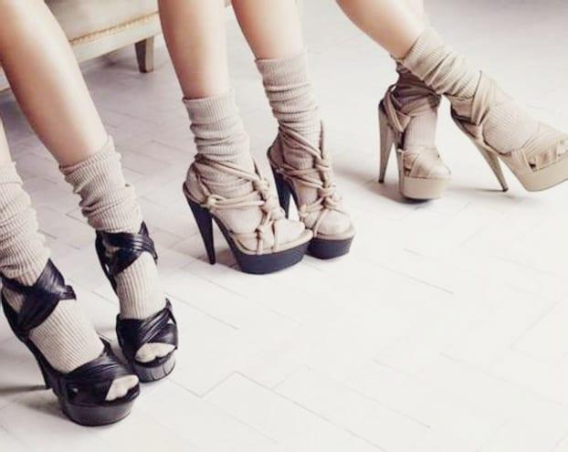 Quelles chaussures porter en automne?