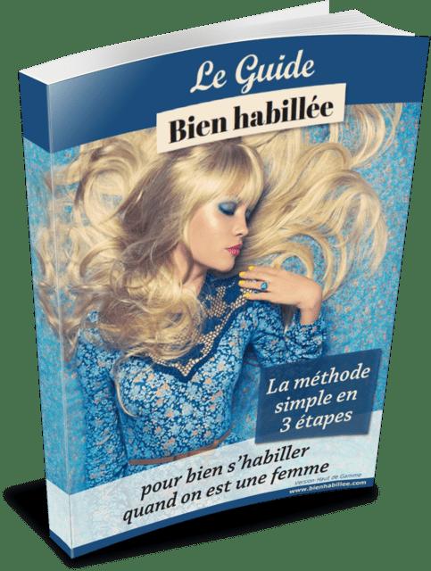 """Découvrez l'histoire de mon premier livre """"Le Guide Bien Habillée"""" !"""