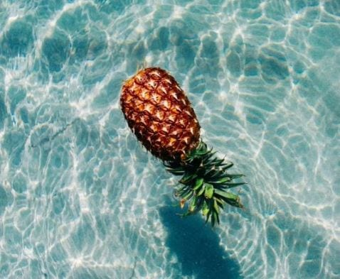 Ananas Bien manger
