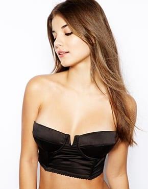 Soutien gorge pour robe bustier petite poitrine