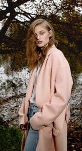 pastel manteau