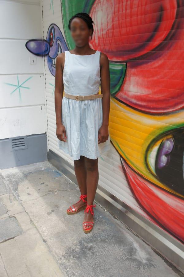 Sylvia robe habillée