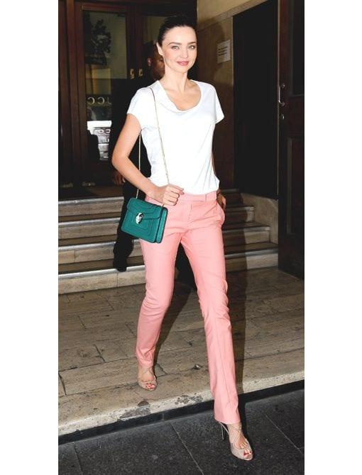 Quelle chaussure pour robe rose poudree