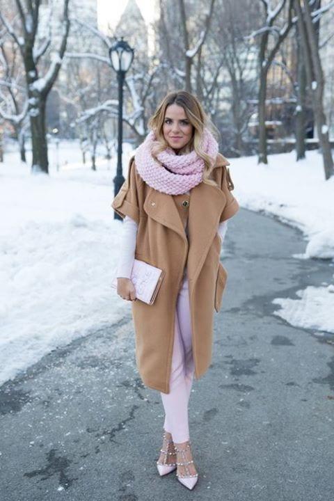Comment porter les couleurs pastels bien habill e for Quelle couleur avec le fushia