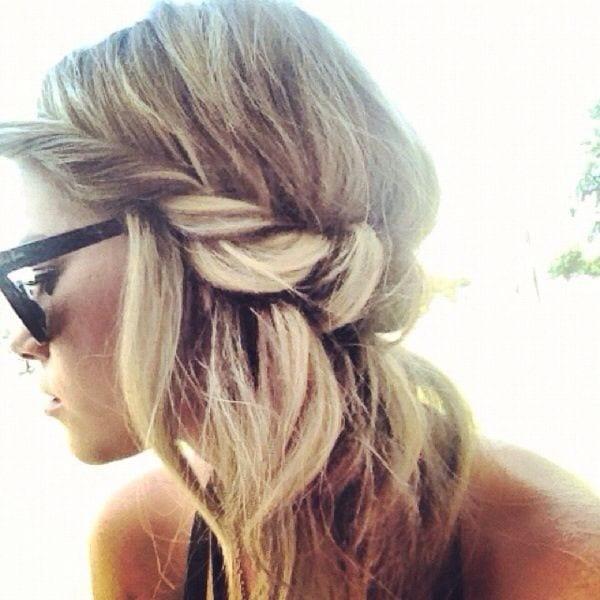cheveux vacances