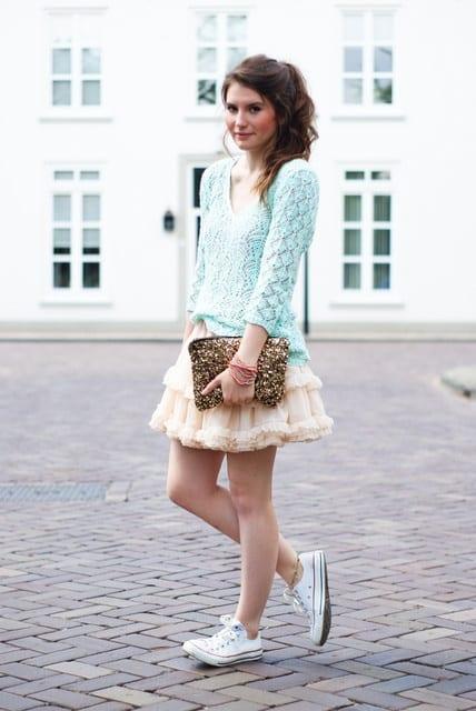 f4a2864c862 Comment porter les couleurs pastels   - Bien habillée