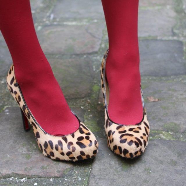 Comment porter l'imprimé léopard ?