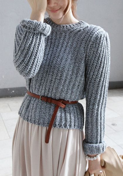 Comment porter robe pull blanche