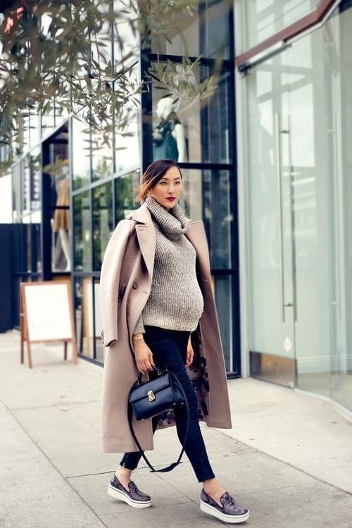 Populaire Comment s'habiller quand on est enceinte ? - Bien habillée YG16