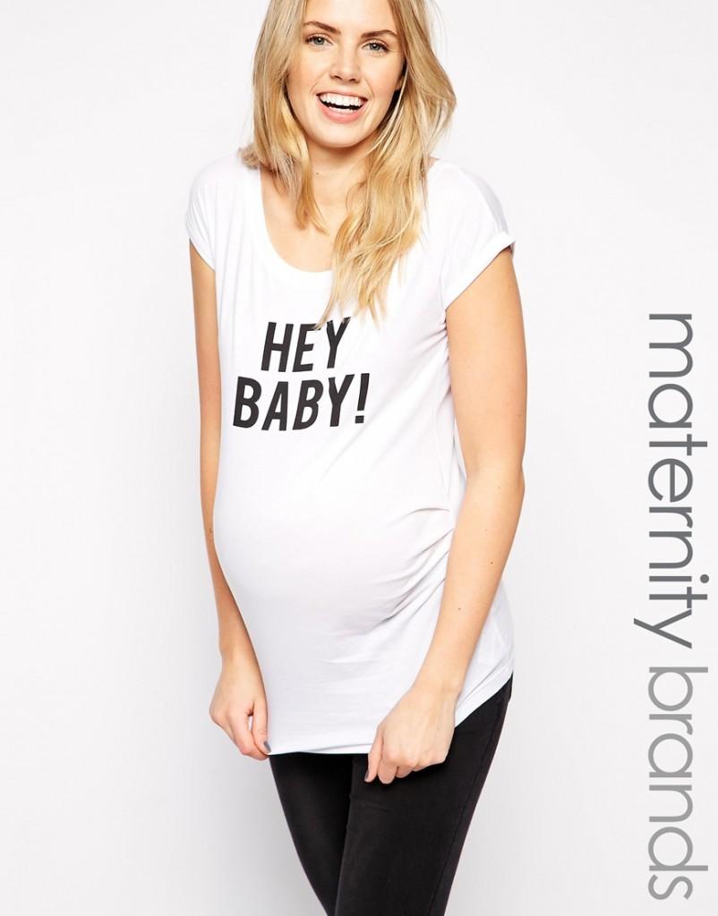 enceinte asos pregnant