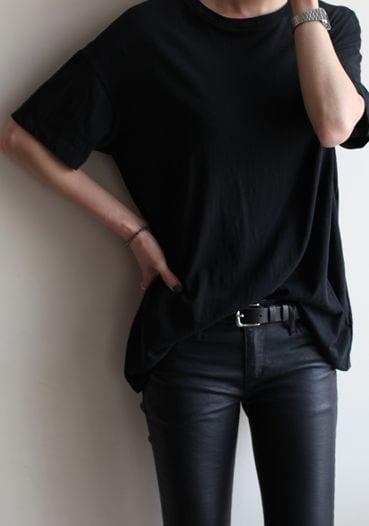 trop de noir