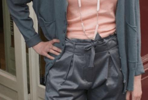 5 façons de porter le pantalon kimono avec Céline