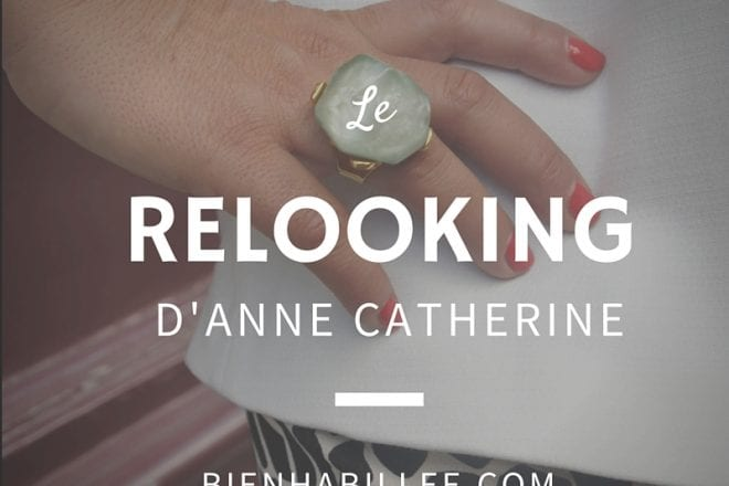 Le relooking d'Anne Catherine