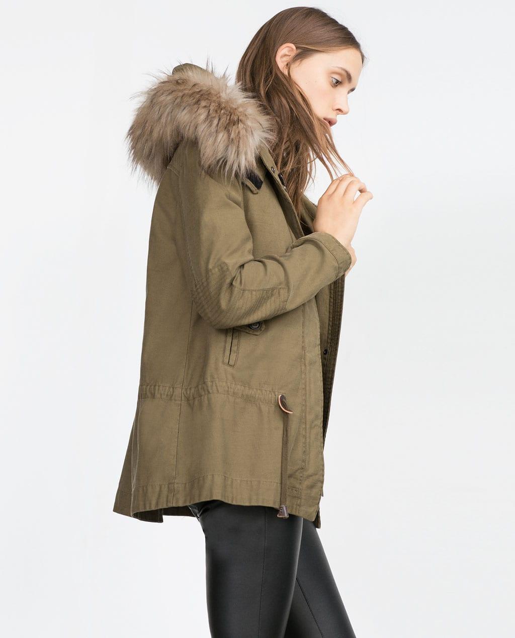 f9f7bb6843d2e Le mieux est de même trouver un modèle avec une capuche détachable, ainsi  on a deux vêtement en un   une veste army de mi-saison et une parka hiver  avec ...
