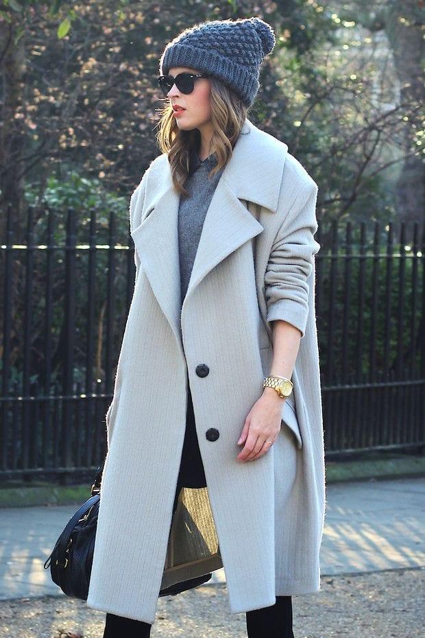 5 astuces pour bien s 39 habiller en hiver bien habill e - Comment porter un trench femme ...