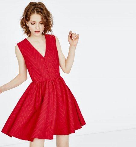 robe-soirée-rouge
