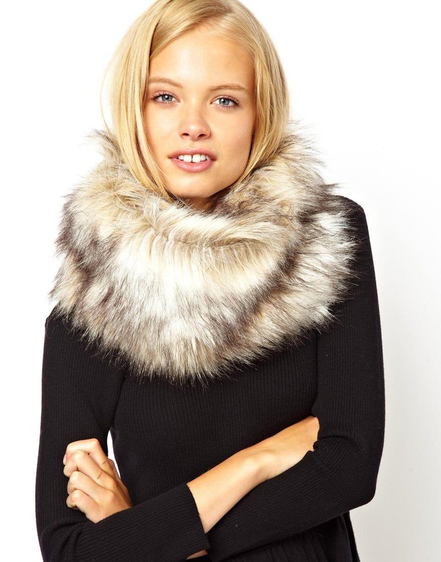 Comment bien porter une écharpe pour femme   - Bien habillée 394b0a5a8da