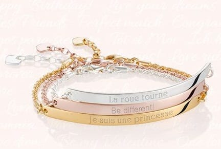 bracelets-mélange-or