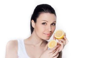 recette peeling naturel citron
