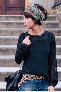 eppcoline foulard