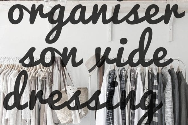 Comment organiser un vide-dressing chez soi ?