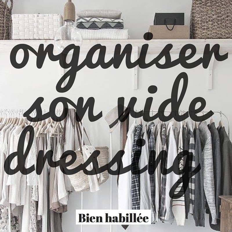 comment organiser un vide-dressing chez soi ? - bien habillée
