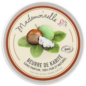 beurre karité mademoiselle bio