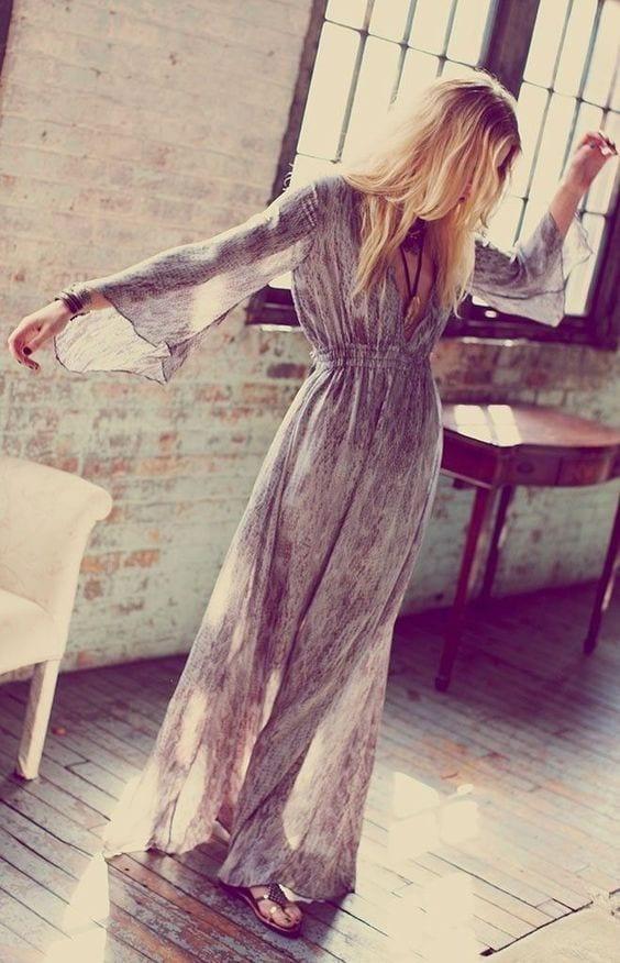 robe-longue-vaporeuse