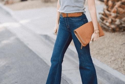 Comment porter le jean en été?