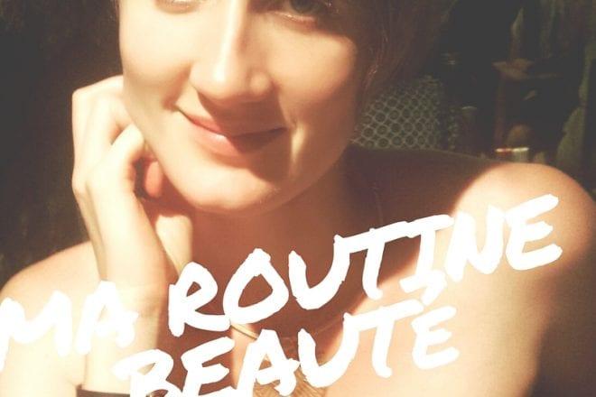Ma routine visage «beauté naturelle»