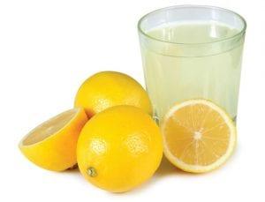 jus citron éclat teint