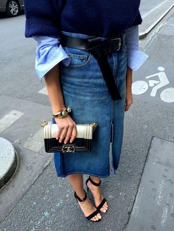 style-jupe-jean