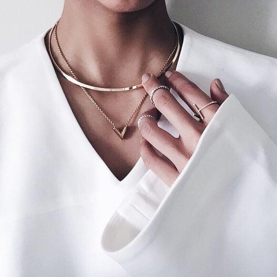 bijoux à porter