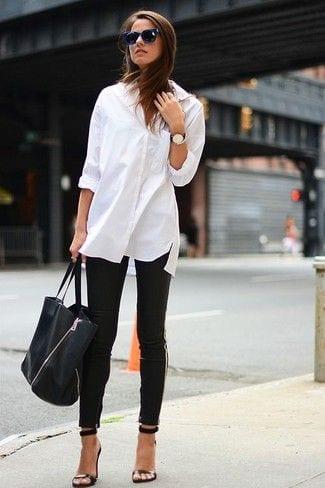 leggings-chemise