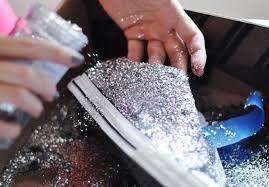 diy-chaussures-pailletées