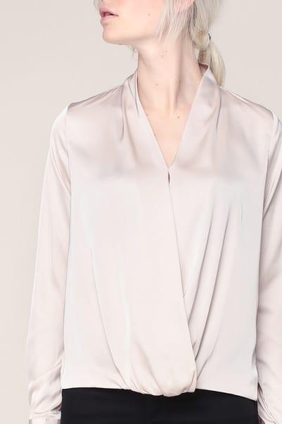 blouse-crème