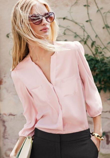 chemise-rose-entretien-embauche