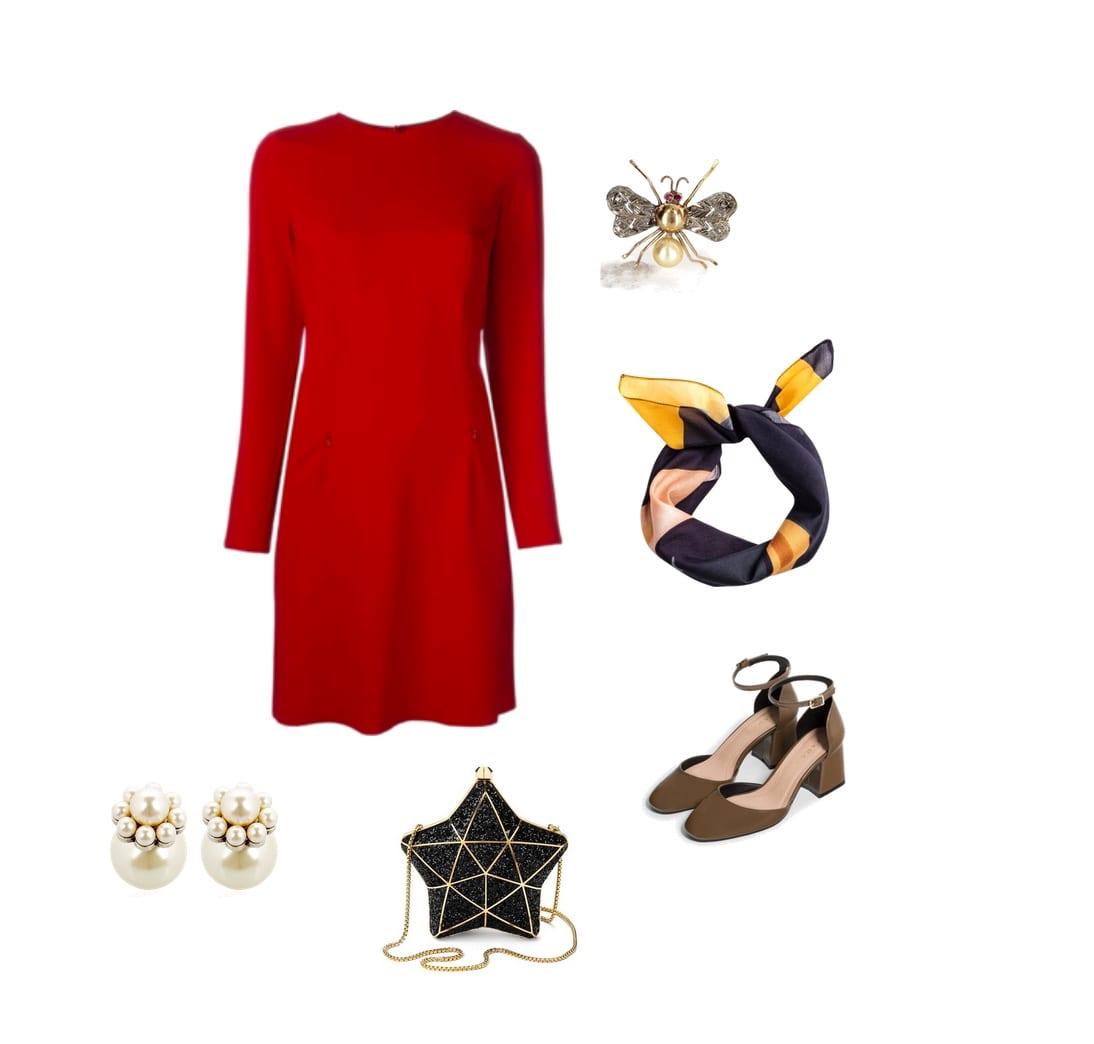 d50114c2f69 3 tenues de fêtes de fin d année prêtes à l emploi - Bien habillée