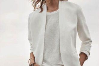 Astuces pour un total look blanc réussi