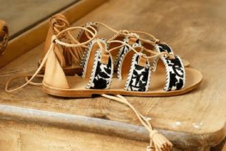 Les 4 styles de sandales plates à posséder