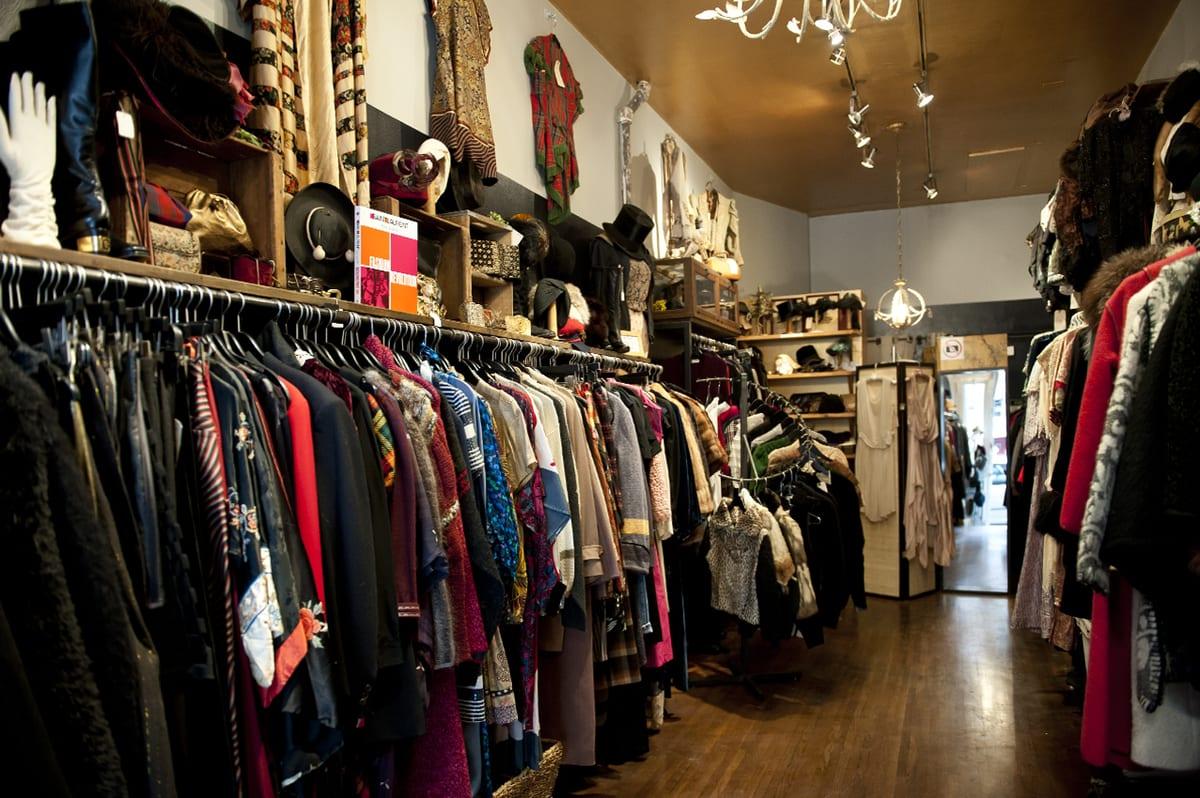 boutique-vintage - bien habillée