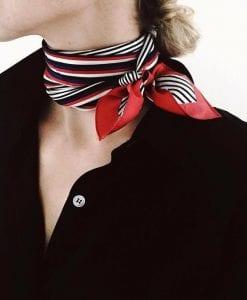 Comment porter la couleur rouge   - Bien habillée 8067704c026